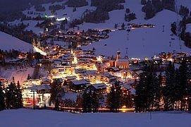 Saalbach Hinterglemm im Winter